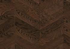 Walnut Stained Oak – Hungarian herringbone