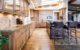 drewniana podłoga do kuchni