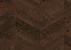 Walnut Stained Oak – Hungarian herringbone