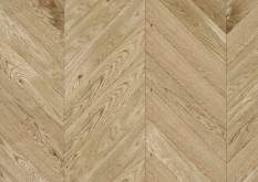 Rustical Oak – French herringbone