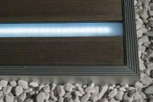 Silvadec - LED-Terrasse